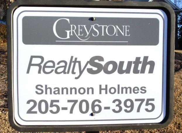 Greystone Shannon Holmes Home for Sale sign image