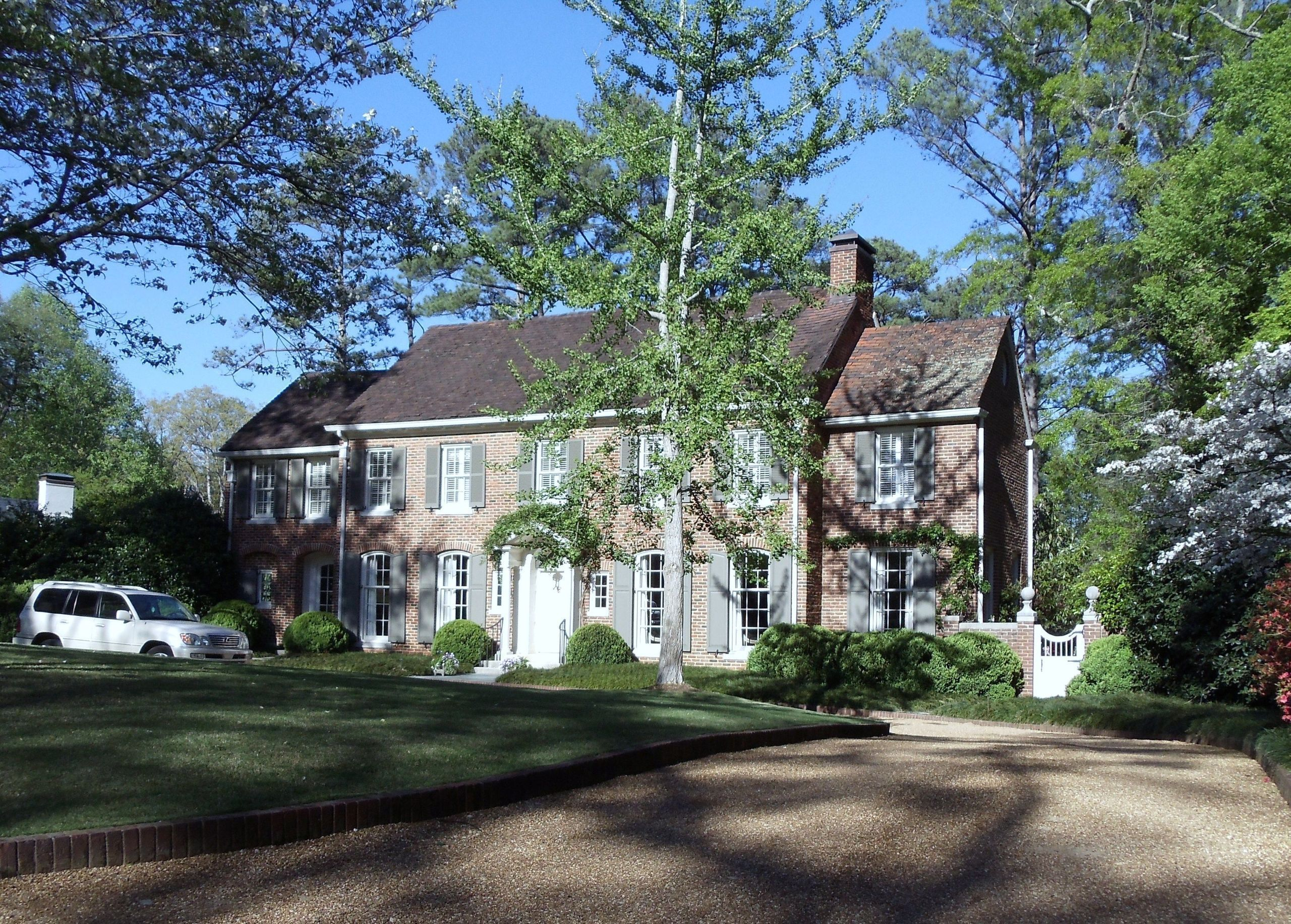 Mountain Brook Traditional Home