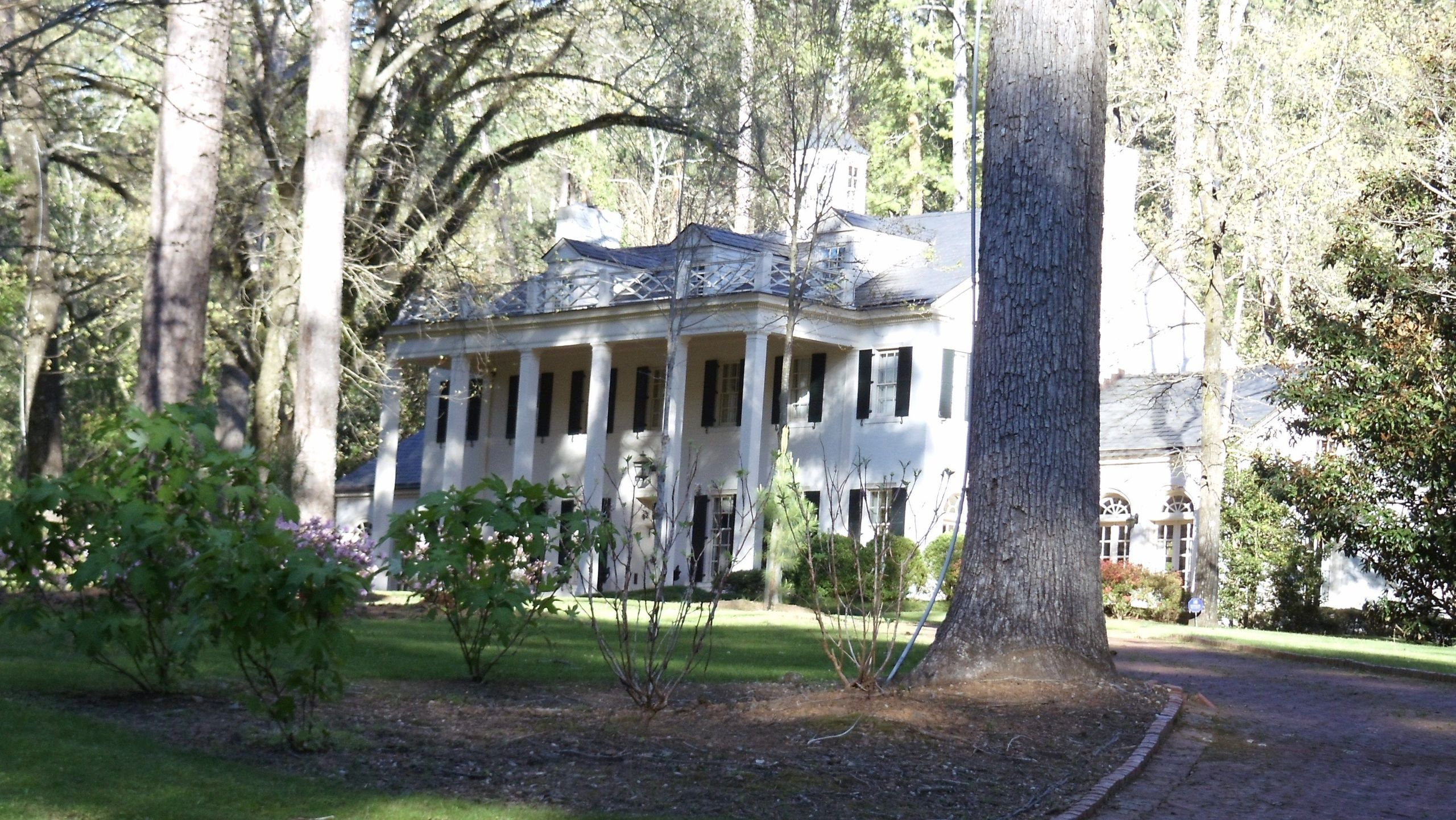 Beautiful Mountain Brook Alabama Colonial image