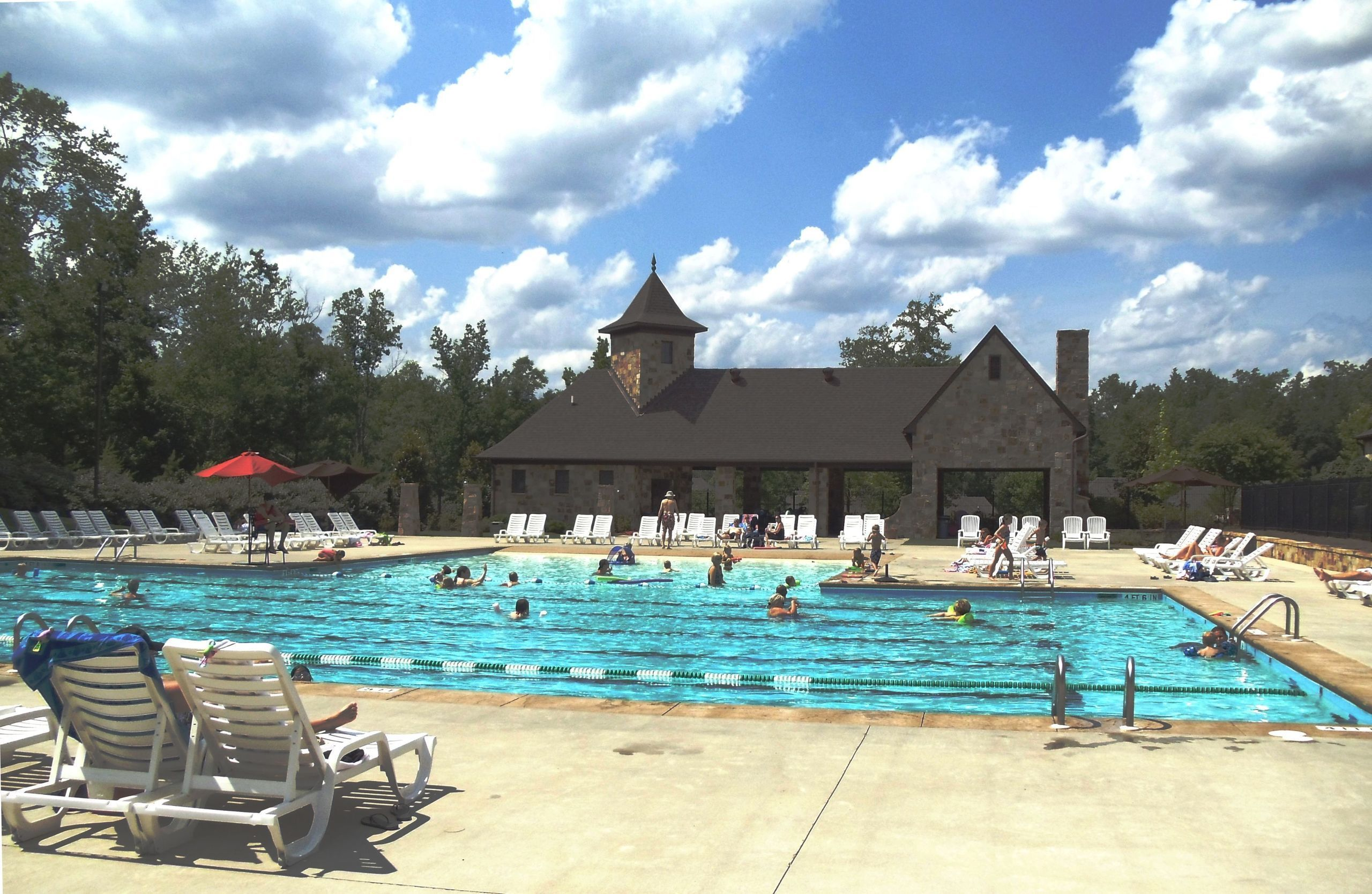 Ballantrae Community Pool Pelham Alabama