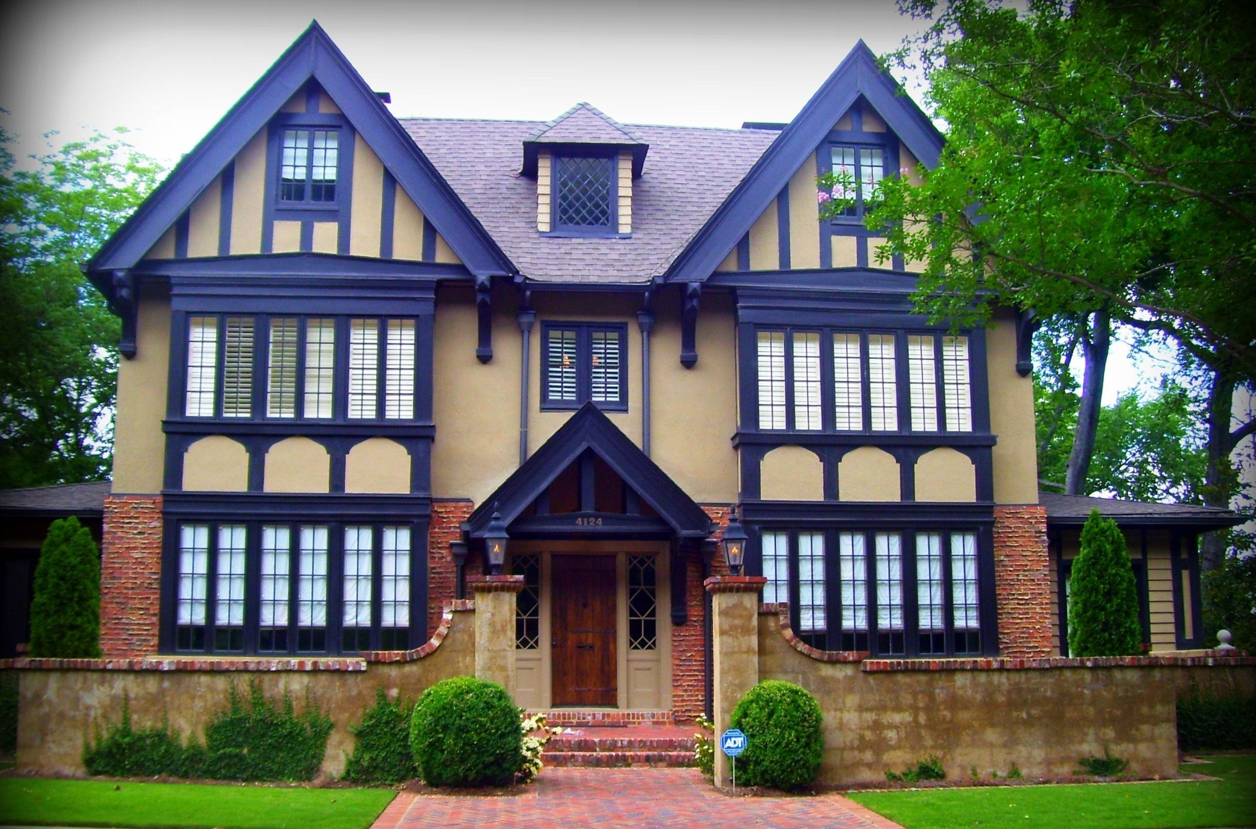 Forest Park homes for sale Tall Tudor image