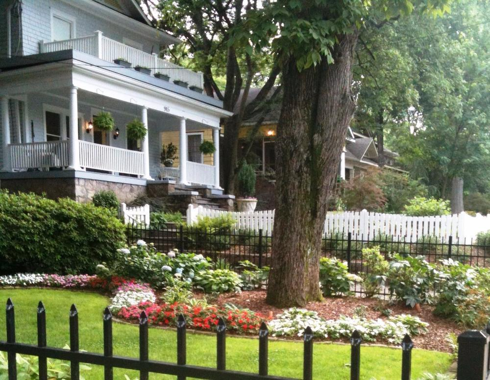 colorful landscaping can boost resale value image